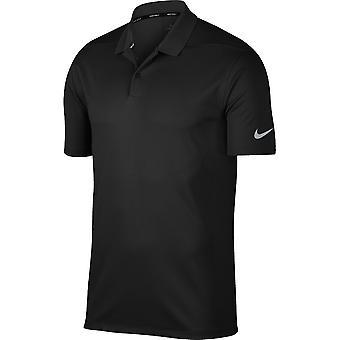 ナイキ メンズ勝利 Dri のフィット半袖ゴルフ ポロシャツ