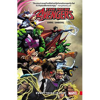 New Avengers - A.I.M. Vol. 1 - Everything is New - Vol. 1 by Al Ewing -
