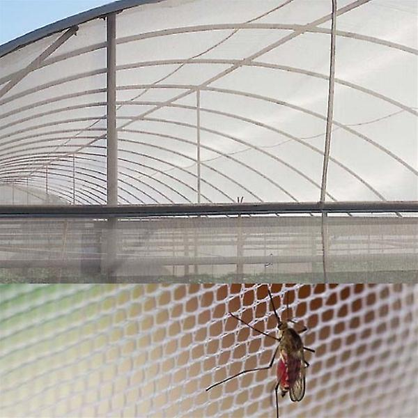 Woven Anti-Insect 6 x 6 Net - 1m x 100m