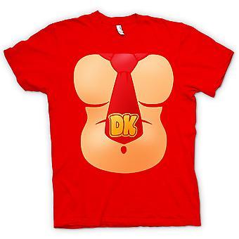 Kids T-shirt - Donkey Kong Fancy Dress