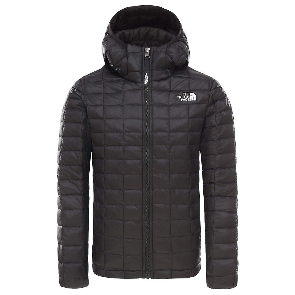 The North Face noir Girls ThermoBall Eco sweat à capuche