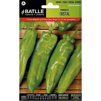 Batlle Crystal Pepper (Tuin , Tuinieren , Zaden)