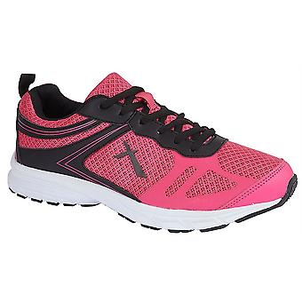Ladies Womens Trainers Lace Up Memory Foam Lightweight Shoes