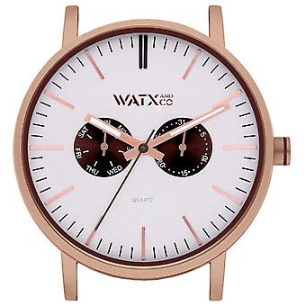 Watx&colors Elemental Watch for Unisex Analog Quartz WXCA2735