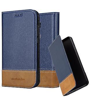 Cadorabo sag for Huawei G7 PLUS/G8/GX8 sag Cover-telefon etui med magnetisk lås, stativ funktion og kort rum-sag Cover sag sag sag case sag bog folde stil