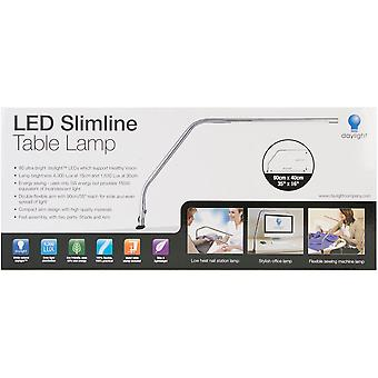 Led Slimline Table Lamp U35107