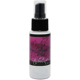 Timbre Gang Starburst Spray 2Oz bouteille doux Violet Purple Teal Sbs de Lindy 58