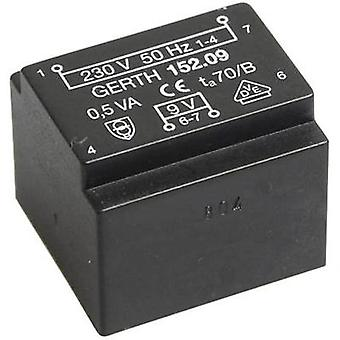 Gerth - PCB Mount Transformer