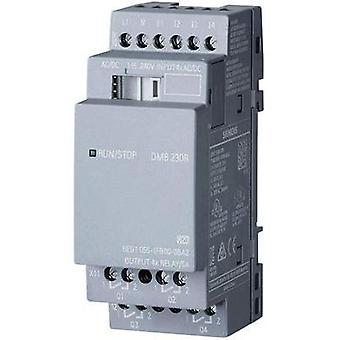 PLC add-on module Siemens LOGO! DM8 230R 0BA2 6ED1055-1FB00-0BA2 115 Vac, 230 Vac, 115 Vdc, 230 Vdc
