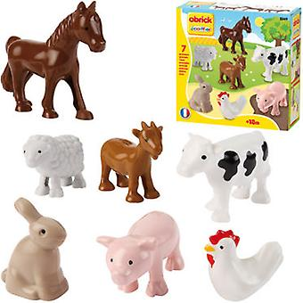 Smoby Farm Animals in September (Jouets , Maternelle , Playsets , Poupées)