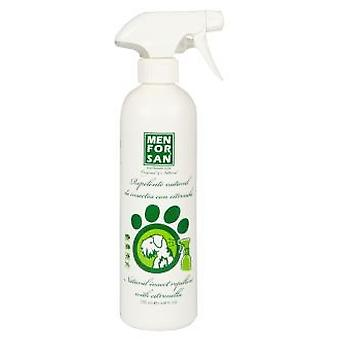Men For San Natural Insect Repellent Spray (Garden , Animals , Dogs , Anti parasitic)