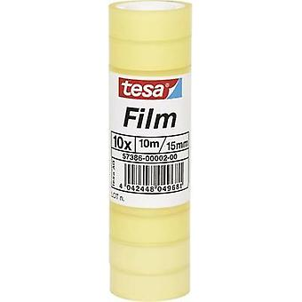 Tesa film tesa tesa® Transparent (L x W) 10 m x 15 mm