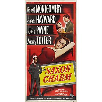 The Saxon Charm Movie Poster Print (27 x 40)