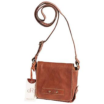 Dr Waxi Amsterdam shoulder bag Chestnut