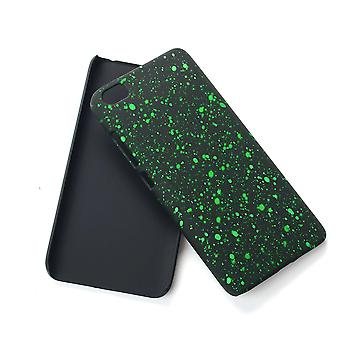 Cell phone cover case bumper shell for Xiaomi MI 5 3D Star Green