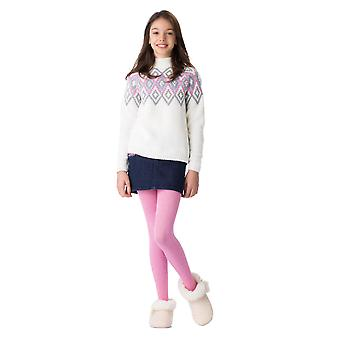 Children tights girls bamboo 2-13 years / 92-152 / 185 THE semi Matt