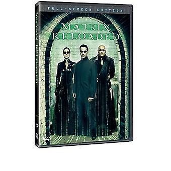 Matrix Reloaded [P & S] [2 Discs] [DVD] USA import