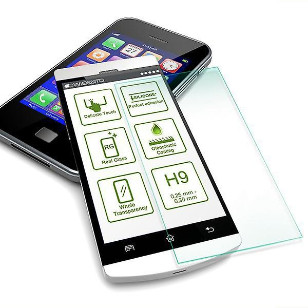 Premium 0.3 mm armoured glass shock film for Huawei Ascend P8 Lite
