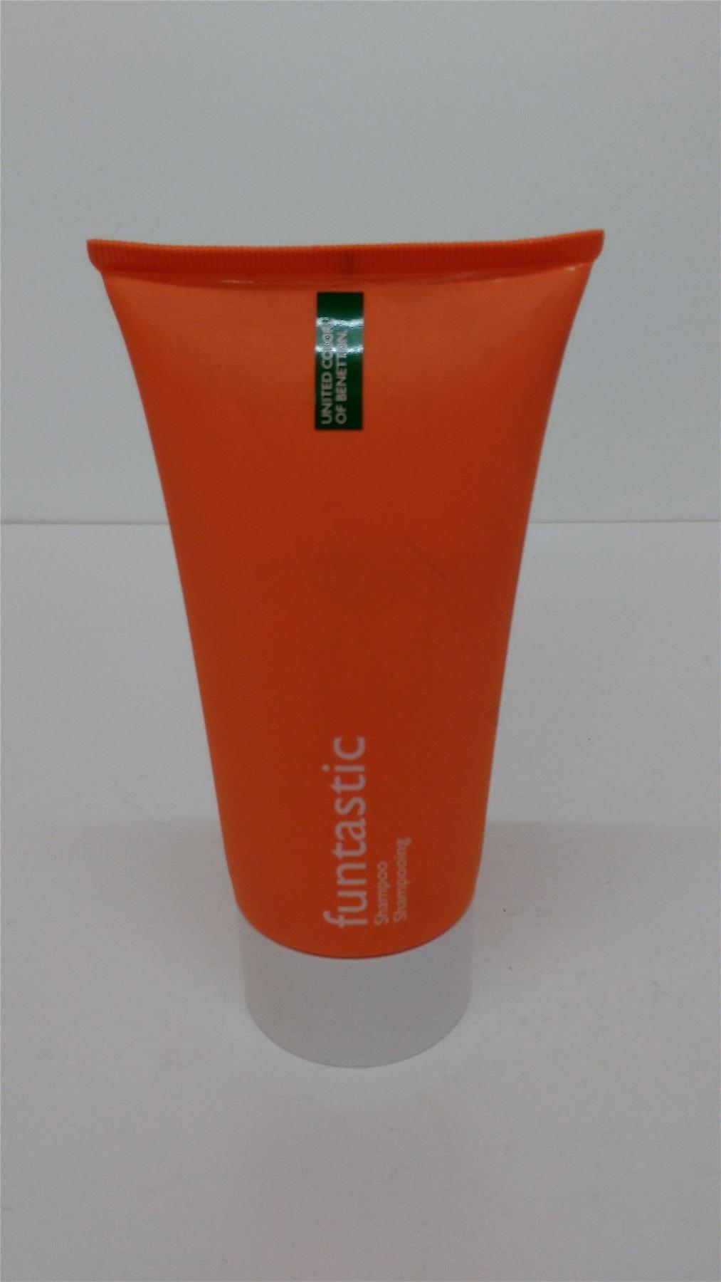 Benetton Funtastic Shampoo TRIPLE PACK 3 x 150ml/5fl oz [O]