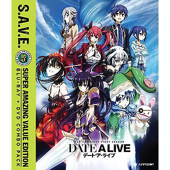 Date a Live: Season One - S.a.V.E. [Blu-ray] USA import