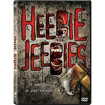 Heebie Jeebies [DVD] USA import