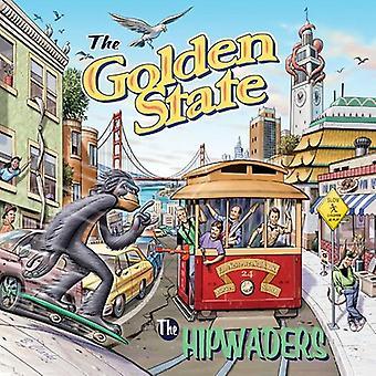 Hipwaders - Golden State [CD] USA importerer