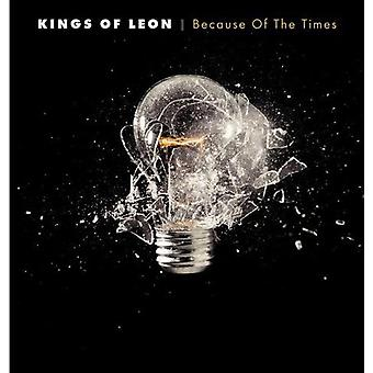 Kings of Leon - Because of the Times [Vinyl] USA import