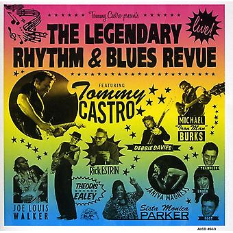 Tommy Castro - präsentiert den legendäre Rhythm & Blues Re [CD] USA import
