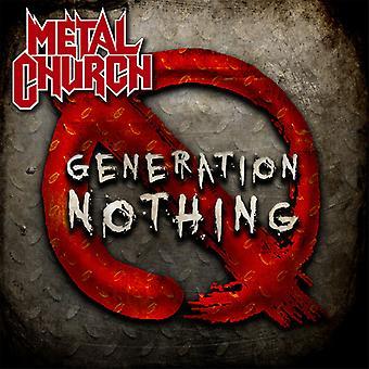 Metal kirke - Generation intet [CD] USA import