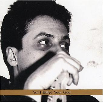 Marc Ribot Shrek - Yo jag dödade din Gud [CD] USA importerar