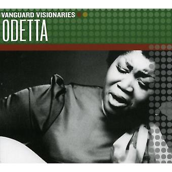 Odetta - Vanguard Visionaries [CD] USA import
