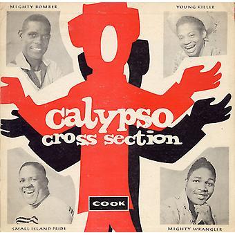 Calypso tværsnit - Calypso tværsnit [CD] USA import