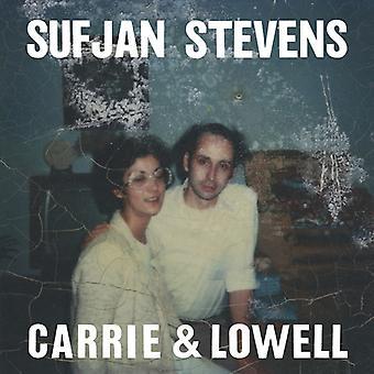 Sufjan Stevens - Carrie & Lowell [CD] USA import