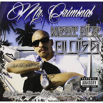 Mr. Criminal - importación de USA de Westside Oldies [CD]