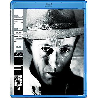 Pimpernel Smith [Blu-ray] USA importar