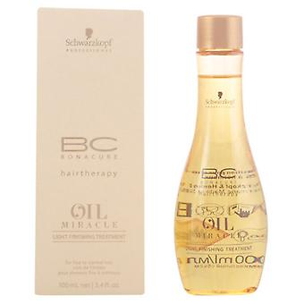 Schwarzkopf Professional Bc Oil Miracle Light Treatment 100 Ml