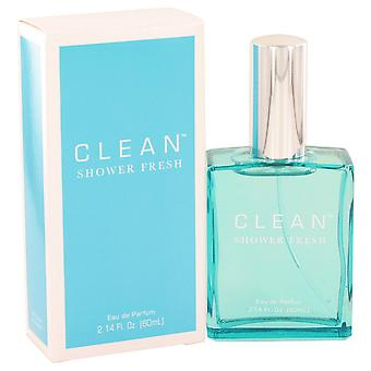 Clean Women Clean Shower Fresh Eau De Parfum Spray By Clean