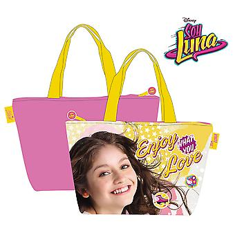 Arditex Soy Luna Bolsa 48X32 (Toys , Home And Professions , Makeup And Accessoiries)