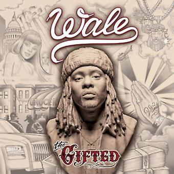 Wale - Gifted [CD] USA import
