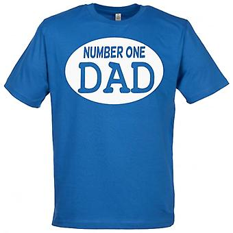 Spoilt Rotten Number One Dad Men's T-Shirt