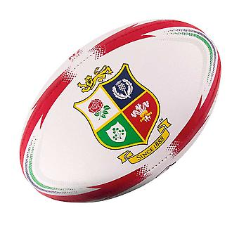 RHINO british and Irish Lions Replik Mini Rugby-ball