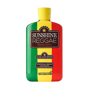 Tannymaxx Sunshine Reggae Tanning Lotion 200ml