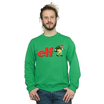 Elf Men's Crouching Logo Sweatshirt