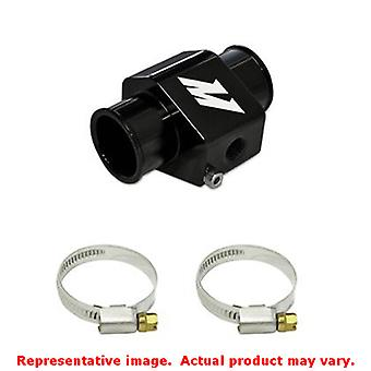 Mishimoto Water Temp Sensor Adapter MMWHS-28-BK Black 28mm Fits:UNIVERSAL 0 - 0