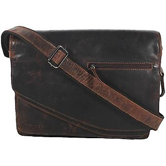Greenland Montana Leather Messenger A4 117-25