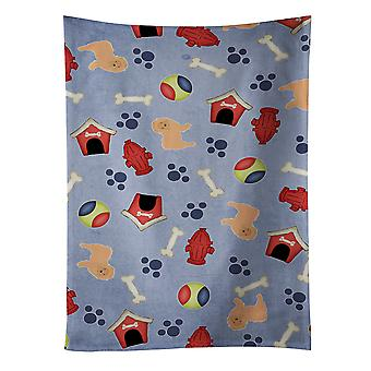 Carolines Treasures  BB4075KTWL Dog House Collection Chow Chow Kitchen Towel