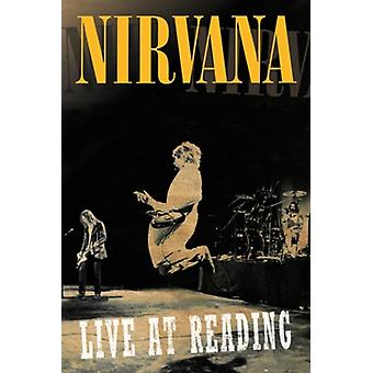 Nirvana Reading Live At Reading Poster Poster Print