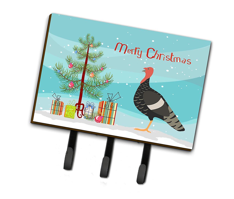 Marragansett Turkey Christmas Leash or Key Holder