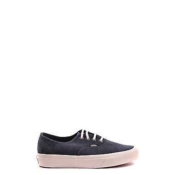 Vans ladies MCBI306011O Blau suede of sneakers