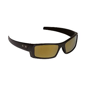 Best SEEK Replacement Lenses Oakley Sunglasses GASCAN S Small Clear Gold Mirror